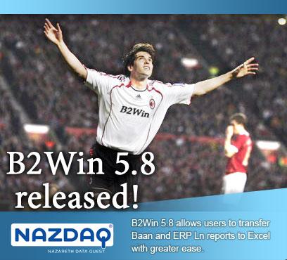 B2Win 5.8 released