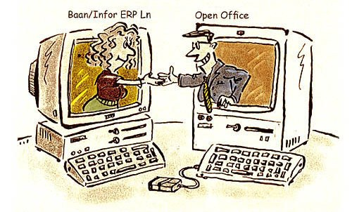 Excel on UNIX and Open Office
