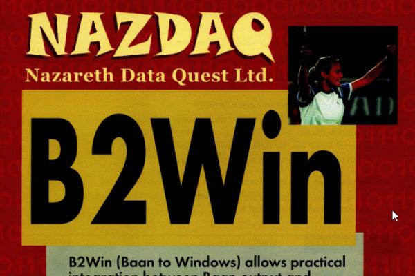 NAZDAQ Catalog 2000