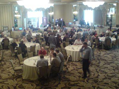 NAZDAQ Participates in Annual Baan ERP Mosaic Symposium - 2