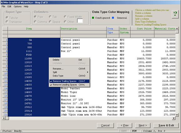 B2Win 6.0 Example 2