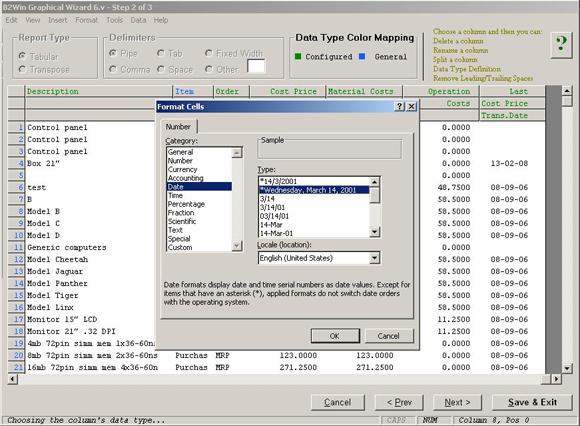 B2Win 6.0 Example 3