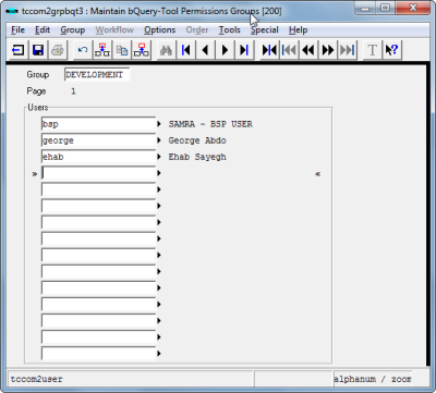 bQuery-Tool 3.5 Example 1