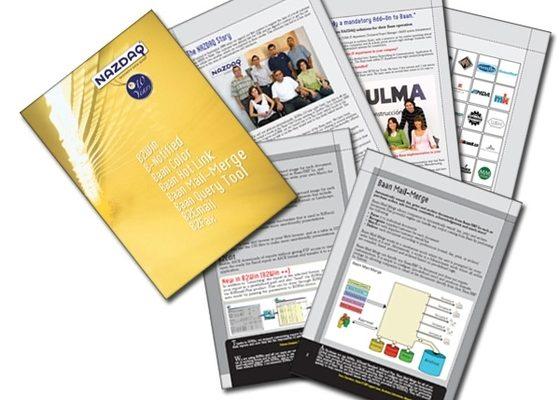 NAZDAQ Catalog 2009 Illustration