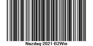 Nazdaq Barcode