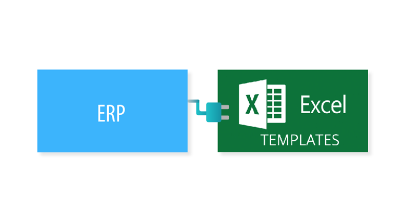 Automate the generation of reports into Excel Templates