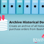 Archiving historical document throughout ERP migration